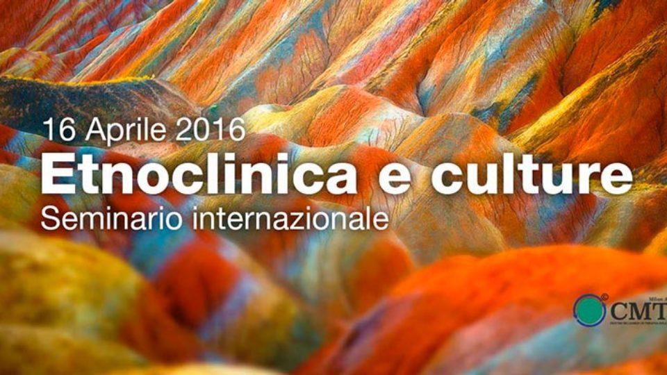 seminario etnoclinica e culture CMTF 2016