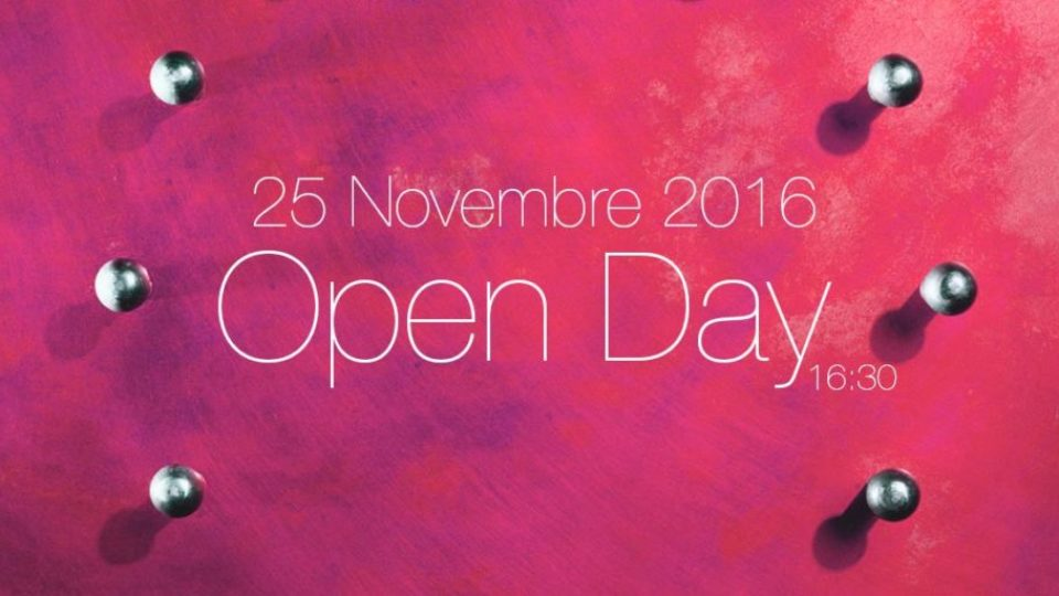 open day CMTF 2016