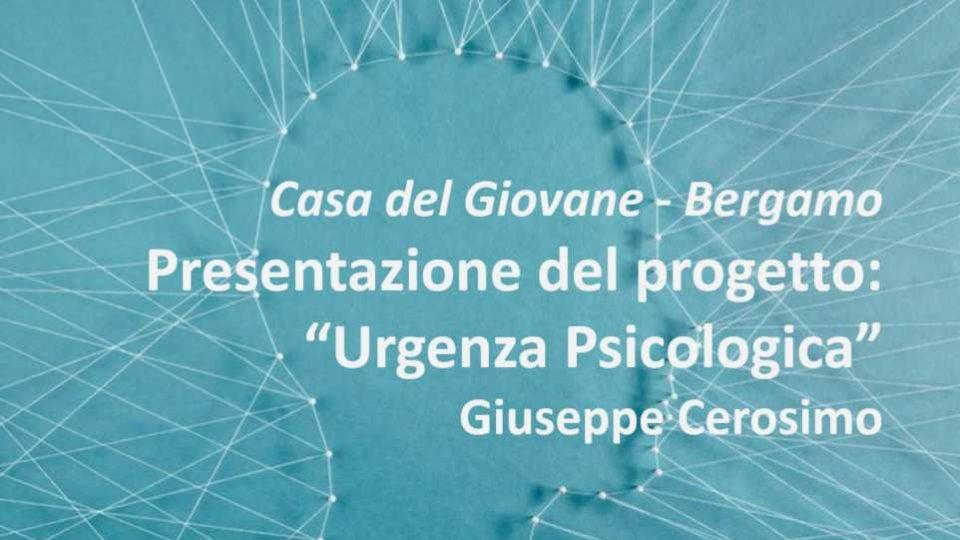 Urgenza Psicologica Bergamo
