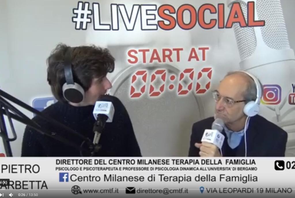 LiveSocial: Schizofrenia e Follia – Pietro Barbetta