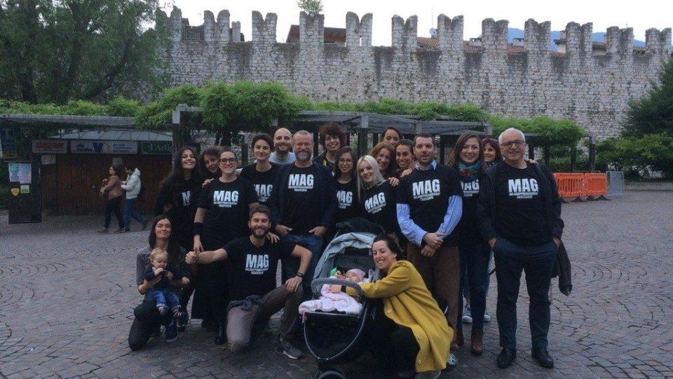 Milan Approach Group III anno visita al Centro di Salute Mentale di Trento