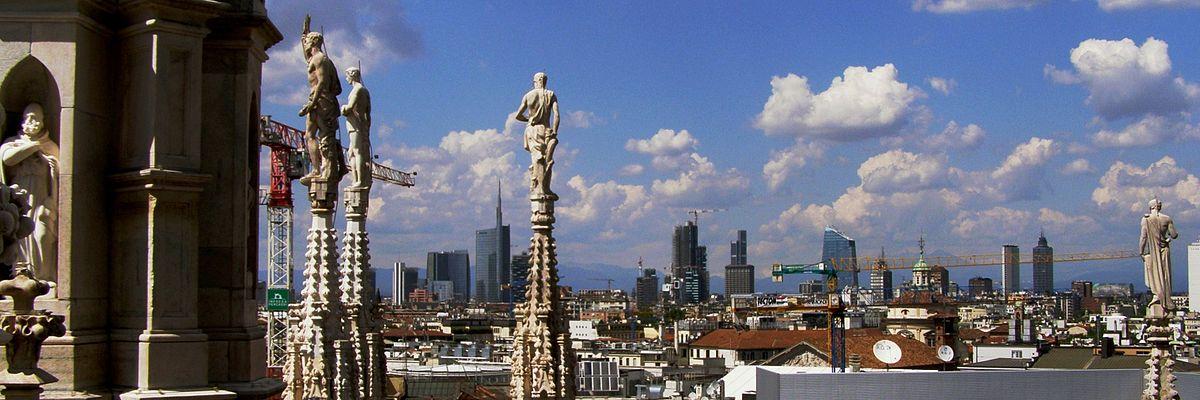 Milano-skyline-Milano-grattacieli-Milano-urbanistica