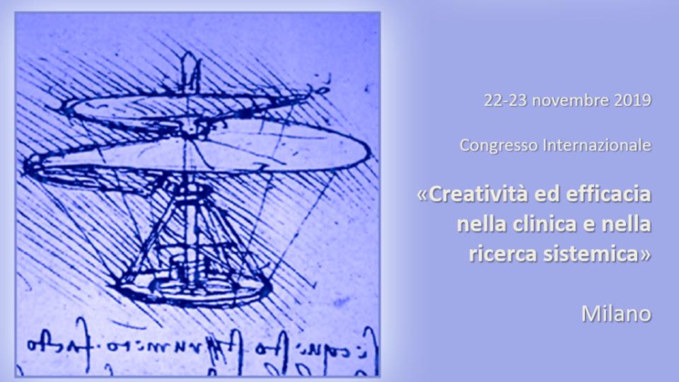 Creatività ed efficacia nella clinica e nella ricerca sistemica